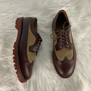 Doc Martens Two Toned Brogues Size 13